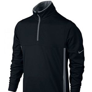 Nike Boys' Thermal 1/2 Zip Top